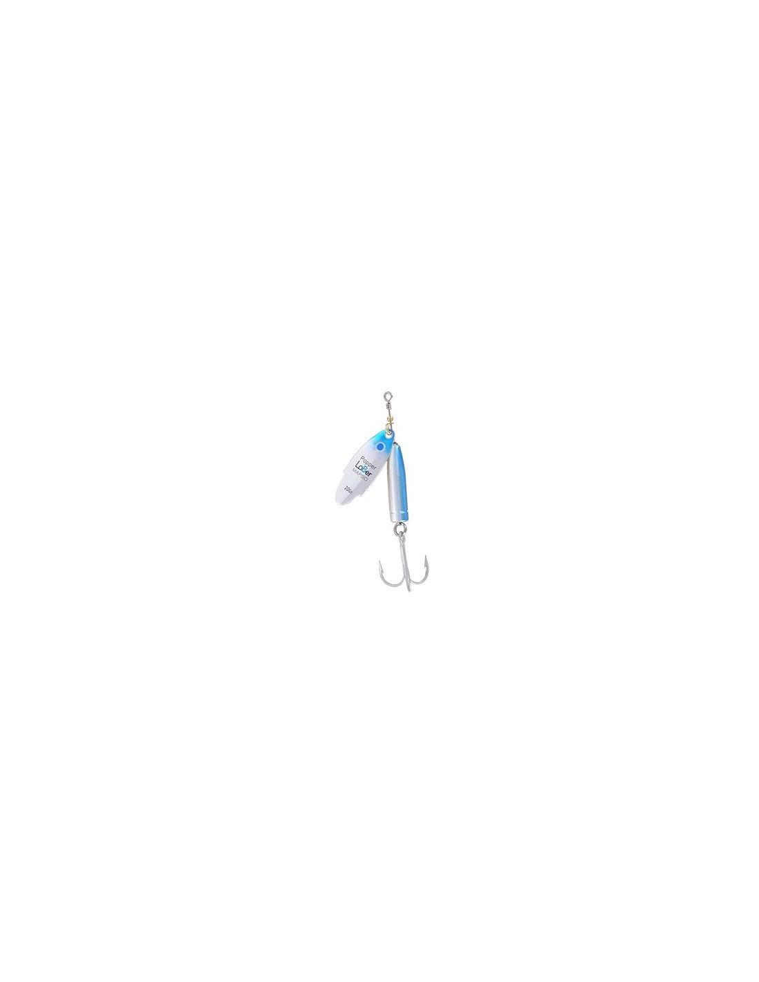 Lober - DEC/ Plata Azul Cuerpo Azul