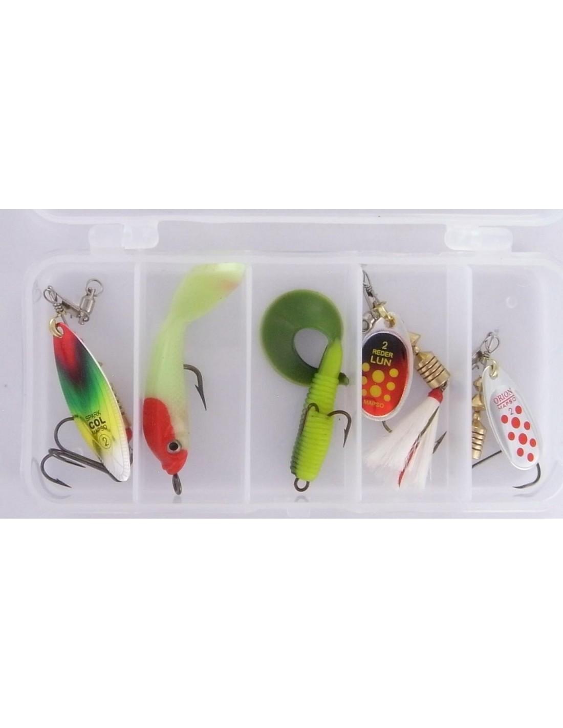 Kit cucharillas con vinilos-Intercambiable. Rojo